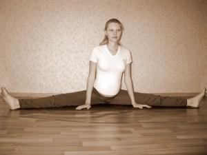 Йога для беременных: комплекс упражнений 7