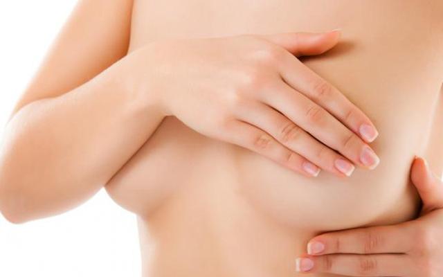 Болит грудь после первого секса