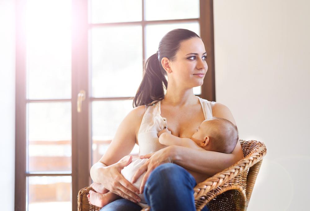 Секс с беременными и кормящими матерями