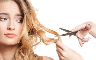 Красота - Посещение парикмахерской во время беременности