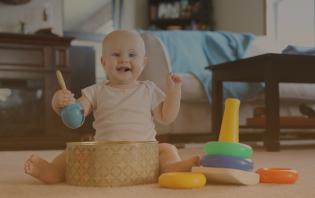 Питание малыша - 7-9 месяцев