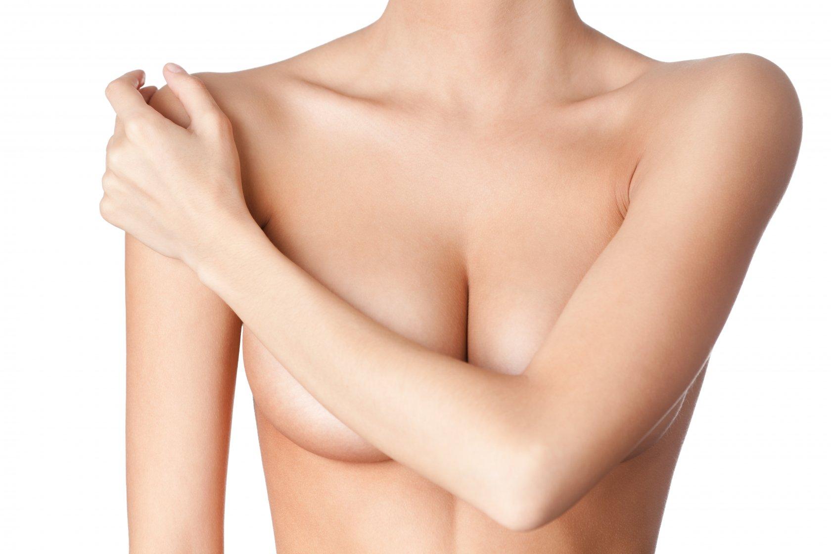 Как прикасаться до женской груди