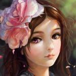 Рисунок профиля (terezaboss)