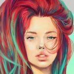 Рисунок профиля (vock)