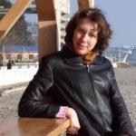Рисунок профиля (Вероника Миронова)